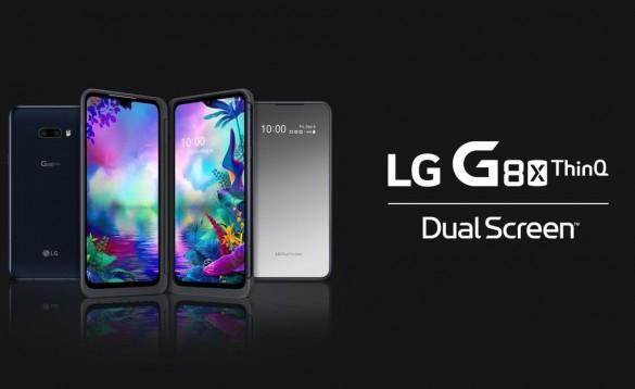 LG G8x ThinQ teszt