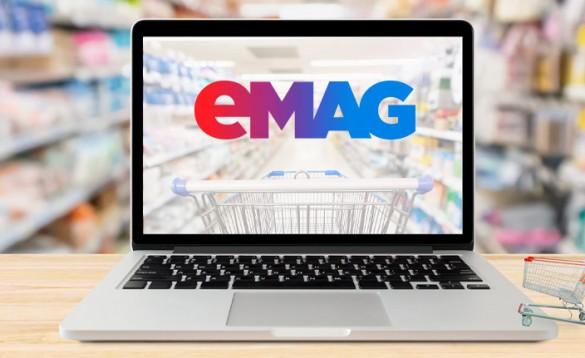 Online szupermarket az eMAG-on! Segítünk bevásárolni!