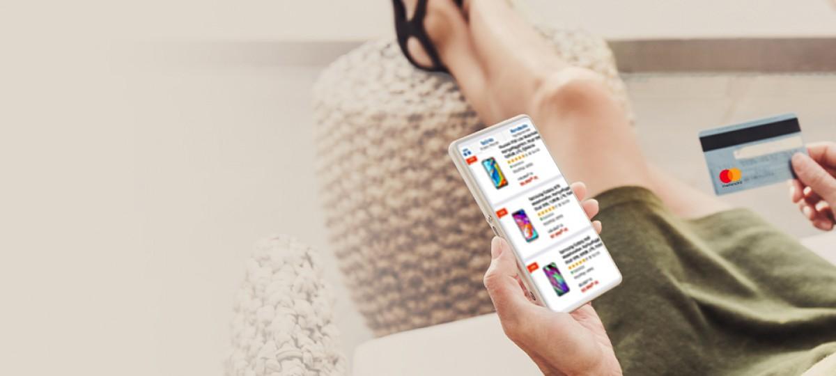 Vásárolj online és használd Mastercard kártyádat a 2000 Ft-os kuponért!